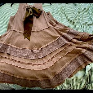 The SWEETEST dress! Like NEW from ANTHROPOLOGIE!